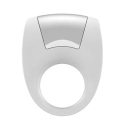 OVO B8 Vibrador Anillo Blanco-8517