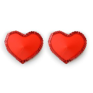 Pequeños Regalos Sexys: Pezoneras Corazón-0