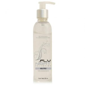 Fly Night Lubricante Neutro 200 ml-0